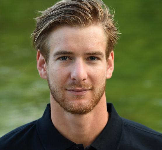 Barnabé Delarze - Swiss Rowing, Vice-champion du monde et champion de Suisse 2018